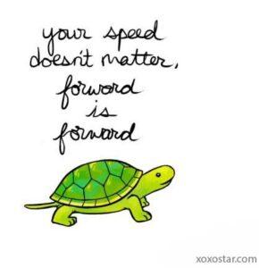 Day 18: Keep Moving Forward