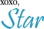 xoxo, Star
